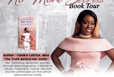 No More Secrets Book Tour